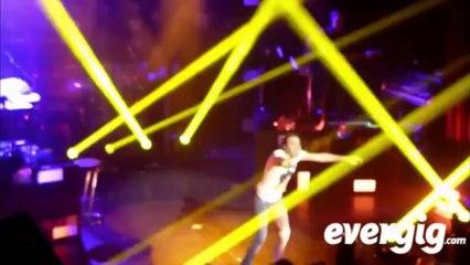 "Christophe Willem - ""Double Je"" - Concert Evergig"