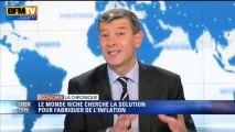 Chronique éco: le monde riche cherche la solution pour fabriquer de l'inflation - 01/10