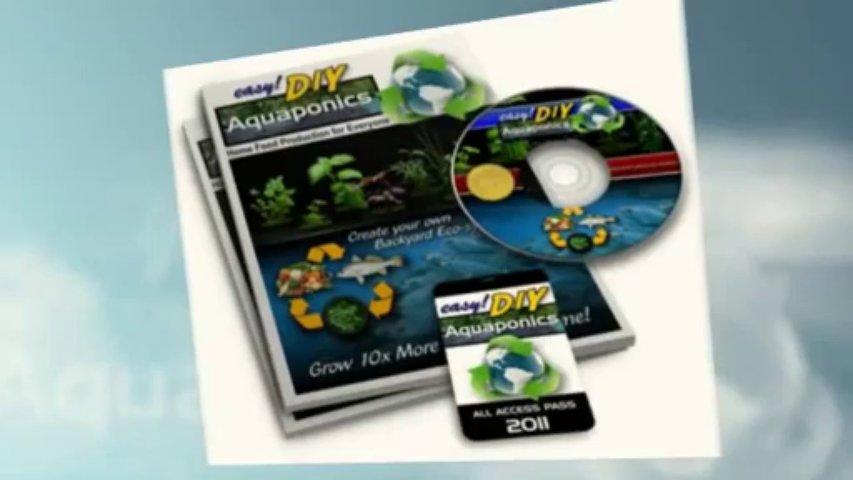 Easy! Diy Aquaponics™ Official Review + BONUS