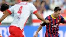 Il Barça a caccia di vendetta a Glasgow senza Messi
