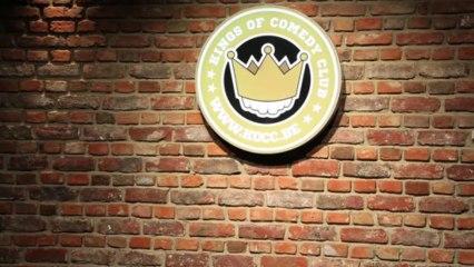 Bibot Debout au Kings of Comedy Club !