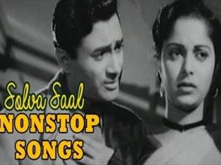 Solva Saal | Non Stop Songs | Dev Anand, Waheeda Rehman