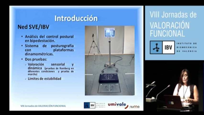 Caso clínico presentado por la Dra. María Teresa Hervás (UMIVALE)