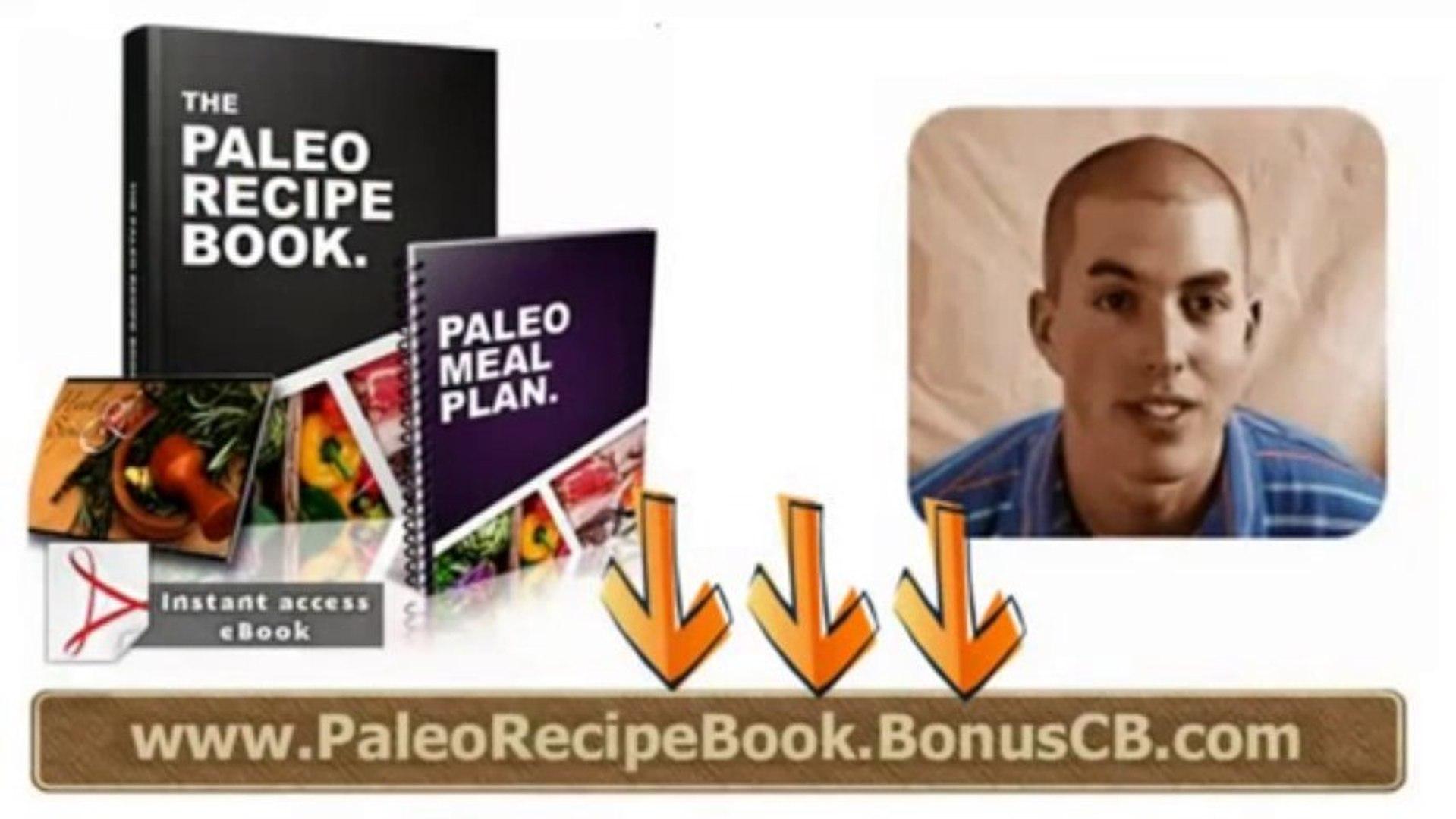 paleo diet meal plan   paleo recipe book   caveman diet plan
