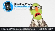 Meet Houston iPhone Screen Repairs Spokes Person - Harold the puppet