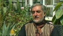 Al Jazeera interview with Afghan presidential candidate