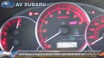 2014 Subaru Impreza WRX 4DR MAN WRX STI - AV Subaru, West Lancaster