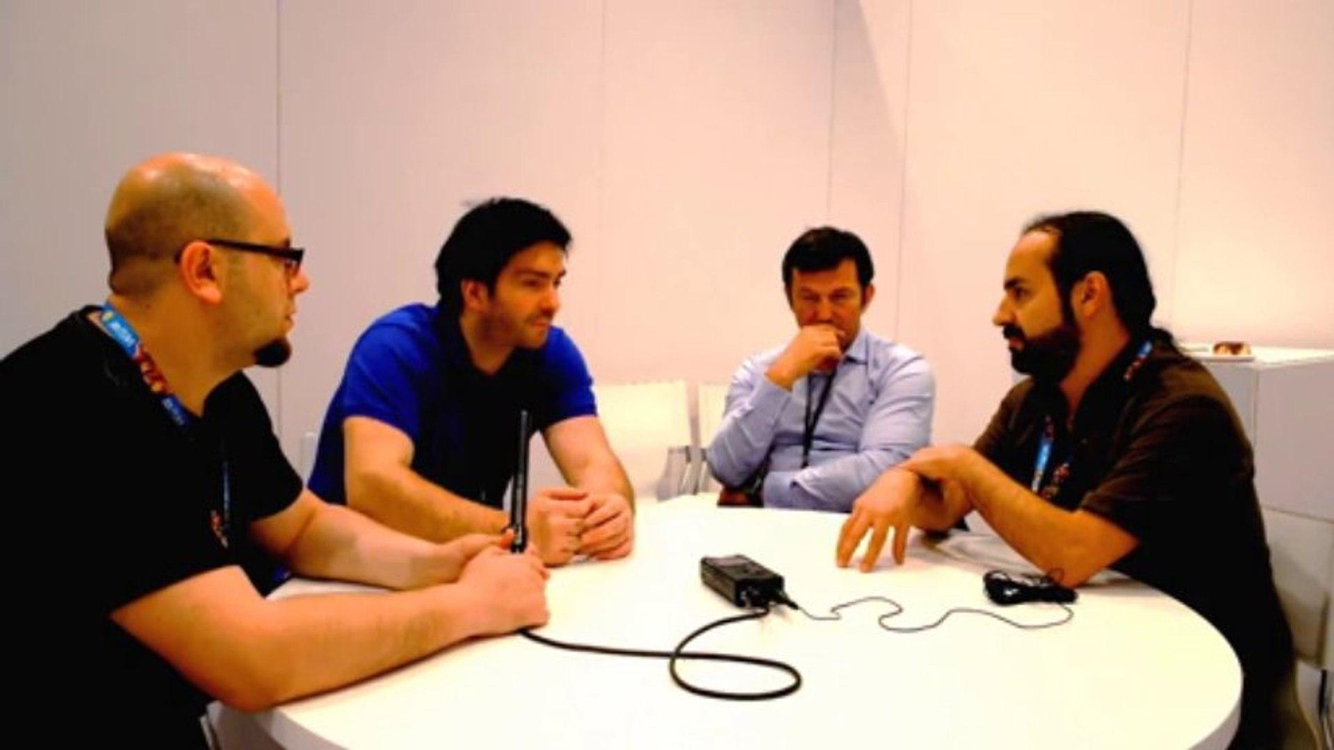 E3 2013 - Cevat Yerli ve Avni Yerli Röportajımız