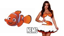 Worst Sexy Halloween Girly Costumes Ever!! WTF!?