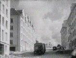 Caen relève ses ruines 1950 reconstruction après les bombardements de la seconde guerre mondiale film produit par le MRU et Équipes artisanales cinématographiques
