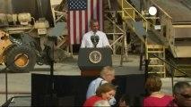Obama slams 'obsessive' Republicans for government shutdown