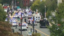 U.S. Capitol in Washington in lockdown after shots fired