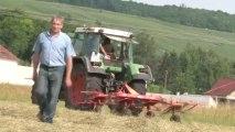 Michel, éleveur bovins en Champagne-Ardenne