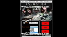 INJUSTICE Hack ™ Pirater [FREE Download] iPhone - Xbox - PS3 - Wii No Need to Jailbrake!