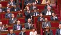 [ARCHIVE] Réforme des rythmes scolaires : réponse de Vincent Peillon à la députée Nathalie Kosciusko-Morizet lors des questions au Gouvernement à l'Assemblée nationale, le 1er octobre 2013