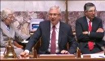 [ARCHIVE] Réforme des rythmes scolaires : réponse de Vincent Peillon au député Thierry Benoit lors des questions au Gouvernement à l'Assemblée nationale, le 1er octobre 2013