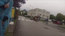 course benjamin (course du challenge Rhone-alpes) roller vitesse