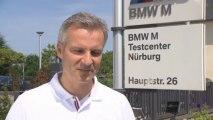 Interview mit Jens Marquardt - BMW M3 M4 Erprobungsfahrten auf dem Nürburgring