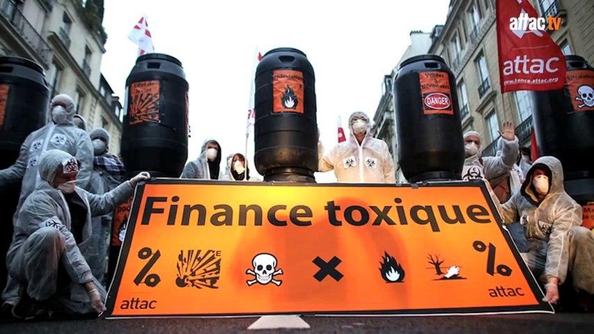 Se mobiliser pour une taxe sur les transactions financières / Dominique Plihon