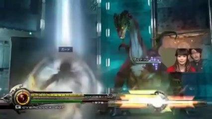 Gameplay Part 2 de Lightning Returns: Final Fantasy XIII