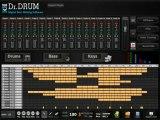 Dr Drum Beat Maker Software 2013 - Making Dubstep Beats