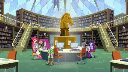 Equestria Girls minimax szinkron 1. rész