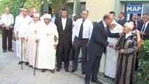 Des anciens combattants marocains font le déplacement pour participer aux célébrations du 70è anniversaire de la libération de la Corse