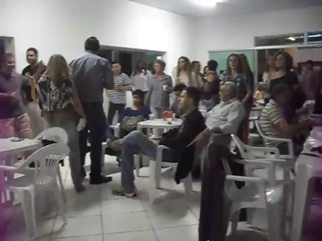 Adilson do Cavaco &Clube  do Samba de Americana/SP