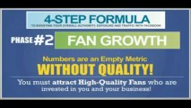 FB Influence Step #2 - Facebook FanPage Growth - FB Influence
