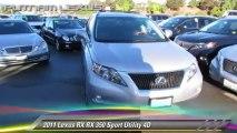 2011 Lexus RX RX 350 - Putnam Lexus, Redwood City