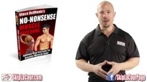 Vince Del Monte's No-Nonsense Muscle Building - Skip La Cour Reviews