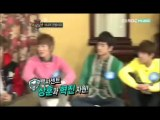 [SUB ESP] Teen Top 100% Rising Brothers Ep3 Part 3/4
