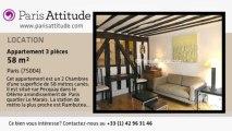 Appartement 2 Chambres à louer - Centre George Pompidou, Paris - Ref. 2696