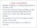 SAP MDG Online Training | | SAP MDG Training | MAGNIFIC TRAINING