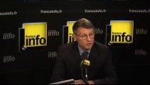 """Vincent Peillon  veut """"du temps"""" pour les Rythmes scolaires - 03/10/2013"""