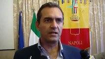 Napoli - Stadio San Paolo, accordo De Magistris-De Laurentiis -2- (02.10.13)
