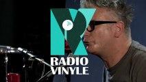 """Sanseverino """"croone"""" au Micro de Colette Fellous dans Radio Vinyle #26"""