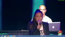 """Zaho - """"Tout Est Pareil"""" Live @ Charleroi Belgique """"NRJ IN THE PARK 2013"""" !!"""