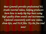 Beat Generals Hip hop Beat Site for Producing Breaking Records