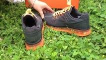 * lunettesshopfr.cn * Pas cher Nike Air Max 2013 Chaussures Running Noir Orange examen