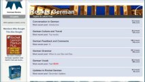 Learn German Online - Rocket German Language Course (Free Trial)