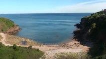 Playa de Rebolleres, Candás, Asturias. 3 Octubre 2013