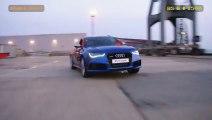 Bataille de paintball entre une Audi A6 et un rider!! Parkour vs Audi A6!!