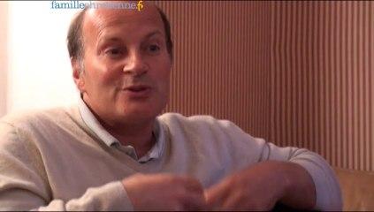 Paul Dewandre : « la confiance est la clé de voûte de l'équilibre d'un couple »