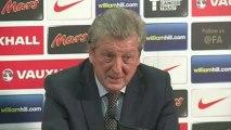 Roy Hodgson: Joe Hart 'still my No 1'