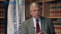 Rencontre des acteurs de la solidarité - Entretien Benoit CAILLIAU, président du Ceser