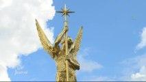 L'archange au sommet de la Vendée (St-Michel-Mont-Mercure)