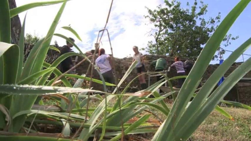 Saint-Lézin : 10e chantier international pour l'association Un Pas de Côté