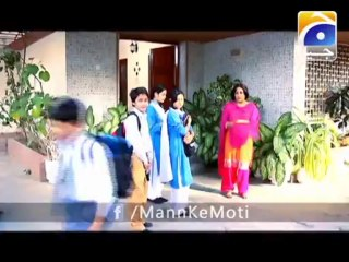 Mann Kay Moti - Episode 17 - October 3, 2013
