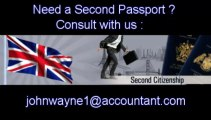 Buy a Passport | Second Passport by Investment | Citizenship Invest